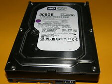 500 gb de Western Digital WD 5000 aaks - 00 wwpa 0/jun 2012 R/2060-771640-003 Rev a