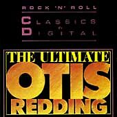 Otis Redding : Ultimate Soul/R & B 1 Disc Cd