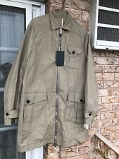 Dsquare2 Trench Rain coat size 48