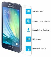 100% Genuine Tempered Glass Screen Protector For Samsung Galaxy A3