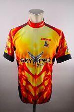 Bradford Skyper Bike cycling jersey maglia Rad Trikot Gr 7 BW 55cm S2