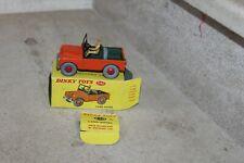 Jouet Ancien Dinky Toys GB Land Rover Boîte D'origine 340