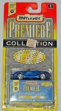 MATCHBOX PREMIERE COLLECTION MUSTANG MACH 3 SERIES 12 REAL RIDERS 1 OF 25,000