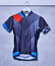 Cube WS Black Zero Cycling Jersey Ladies Short Sleeve Size S #11196 BZ2 Top