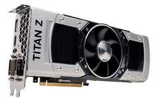 NVIDIA GTX TITAN Z 12GB DualGPU 768-bit GDDR5 PCI Express Graphics Card HDCP SLI
