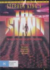 Horror The Stand M Rated DVDs & Blu-ray Discs