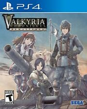 Playstation 4 Ps4 Game Valkyria Chronicles Remastered Brand New And Sealed