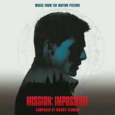 MISSION: IMPOSSIBLE (1996) 2-CD Soundtrack Score DANNY ELFMAN La-La Land NEW!