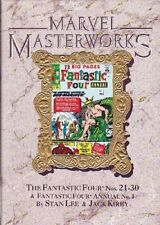 Marvel Masterworks #13 - Fantastic Four 21-30 and annual #1 HC 1st Pr. – 1989 NM