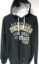 Pittsburgh Penguins Mens Size Medium or Large Pullover Hoodie Sweatshirt A1 989