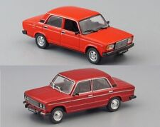 1:43 VAZ-2106 or -2107 USSR die cast model IXO with magazine DeA 262 or 266