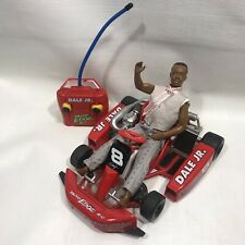 Vintage Taiyo Edge Dale Earnhardt Jr 8 RC Go Cart For Action Figures with Remote
