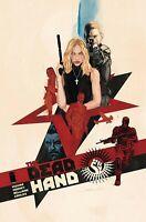Dead Hand #1 Image Comics 1st Print 2018 Unread NM