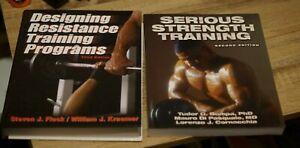 Serious Strength Training by Cornacchia & Designing Resistance Training Programs