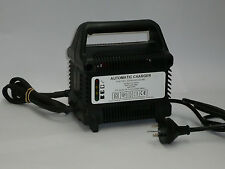 GreenHill 12volt 4Amp Battery Charger for Electric Golf Buggy Made in UK
