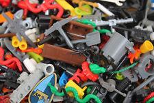 Lego 25x Figuren Zubehör City Ninjago Star Wars Tiere Sammlung Konvolut kg0
