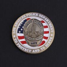 Collection de pièces commémoratives de police américaine Saint Michael Souvenirs