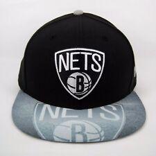 New Era Para hombre NBA Brooklyn Nets Visera Sketch 5950 equipado Cap-tamaño 7 1/4