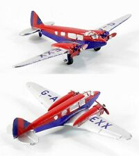DINKY TOYS AVION THE KING'S AEROPLANE 62k / jouet ancien