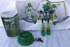 LEGO Set 8567-bionicle lewa NUVA, COMPLETO DI BOMBOLETTA & Istruzioni