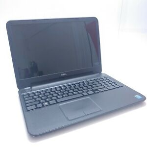 """Dell Inspiron 15 15.6"""" Touch Screen P28F Laptop 2GB RAM Black For Parts Repair"""