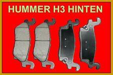 NUEVO Pastillas de freno Trasero HUMMER H3 2006-2010 eje delant. H3T