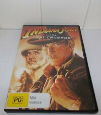 Indiana Jones And The Last Crusade (DVD, 2008)
