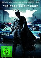 The Dark Knight Rises Christian Bale DVD Neu!