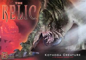 PEGASUS HOBBY KOTHOGA CREATURE THE RELIC 1/12 Plastic model