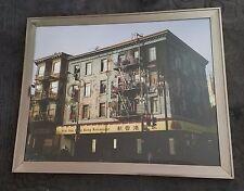 New Sun Hong Kong Restaurant, Photograph, San Francisco Chinatown