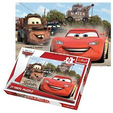Trefl 24 Pièces Maxi Enfants Garçons Disney Pixar Cars 2 Grandes Puzzle NOUVEAU