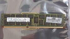 MEMORY MODULE  HP P/N 500205-071 8GB 2Rx4 PC3-10600R DDR3 SDRAM