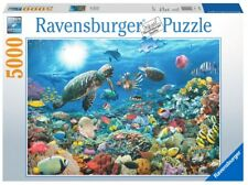 RAVENSBURGER 17426 VIDA ON THE ARRECIFE CORAL PUZZLE 5000 PIECES JIGSAW