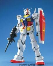 Bandai Model Kit - 1/100 Master Grade MG Rx-78 Gundam (Ver.1.5)