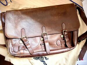 Men's Burberry Messenger Bag