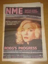 NME 1985 JUL 27 SMITHS ANIMAL NIGHTLIFE MORRISSEY