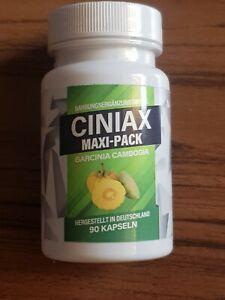 Ciniax Maxi-Pack Garcinia Cambogia 90 Kapseln