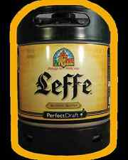 BIRRA LEFFE BIONDA FUSTO L6 PER IMPIANTO SPINA PERFECT DRAFT PHILIPS KIT 2 FUSTI