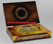 Yu-Gi-Oh! Serie Oro 2009 pacchetto con busta 25 carte italiano