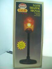 "Model Power ""G"" Scale 3-Lite Traffic Signal No. 987 3 - Lite Traffic Signal"