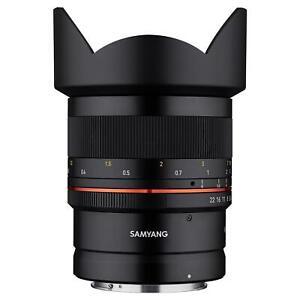 Samyang 14mm F2.8 ED UMC CS Lens in Canon RF Fit