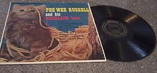 """Pee Wee Russel """"His Dixieland Band"""" ALLEGRO JAZZ LP #1745"""