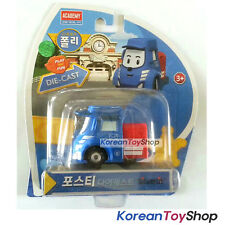 Robocar Poli POSTY Diecast Metal Figure Toy Car Mail Truck Academy Genuine