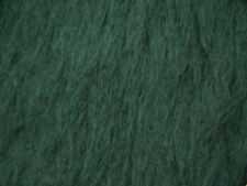 Bottle Green Plain Faux Fur Fabric Short Hair 150cm Wide SOLD BY THE METRE