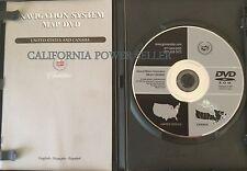 CADILLAC DEVILLE SEVILLE XLR SRX NAVIGATION DISC DVD CD 15923893U DISK GM GPS