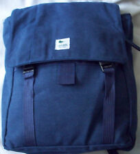 Canvas Hipster Backpacks W O Tags Blue Charcoal Khaki