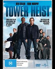 Tower Heist - DVD Region 4