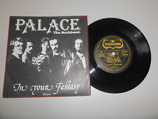 "7"" Rock Palace - In Your Fantasy EP (4 Song) CBS"