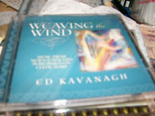 Ed Kavanagh - Weaving The Wind  (MUSIC FROM NEWFOUNDLAND ON CELTIC HARP ) NEW CD
