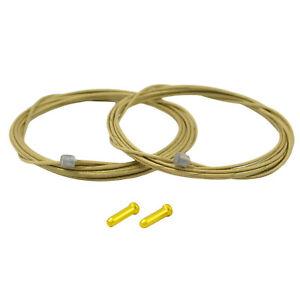 KCNC Tiwer Titanium Bicycle Cycling Shifter Wire Cable w/ Nano Teflon Coating